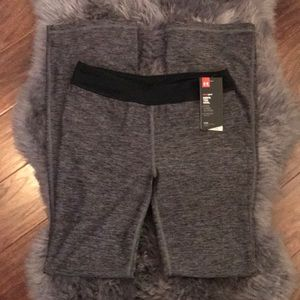 Under Armour youth large work out pant